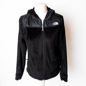 The North Face jacket small black EUC